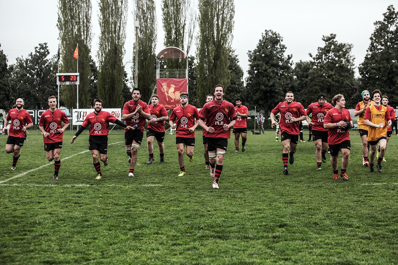 Il Romagna dilaga: 64-0 sugli Arieti
