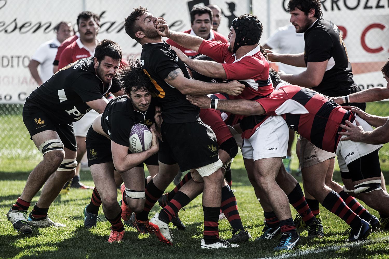 Il Romagna chiude in bellezza il campionato: 29-22 sul Bologna Rugby 1928