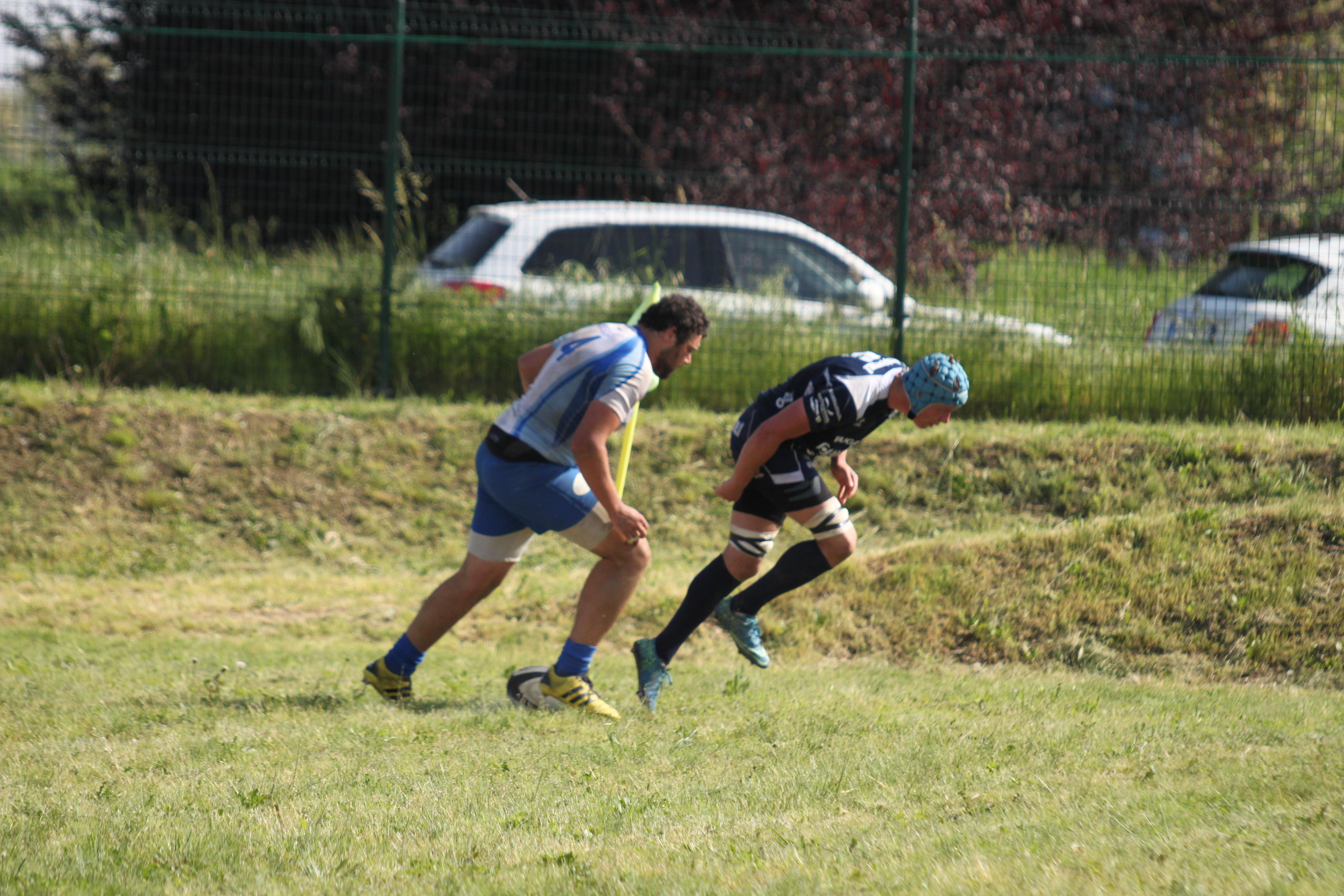 Il rugby Lumezzane supera il Novara