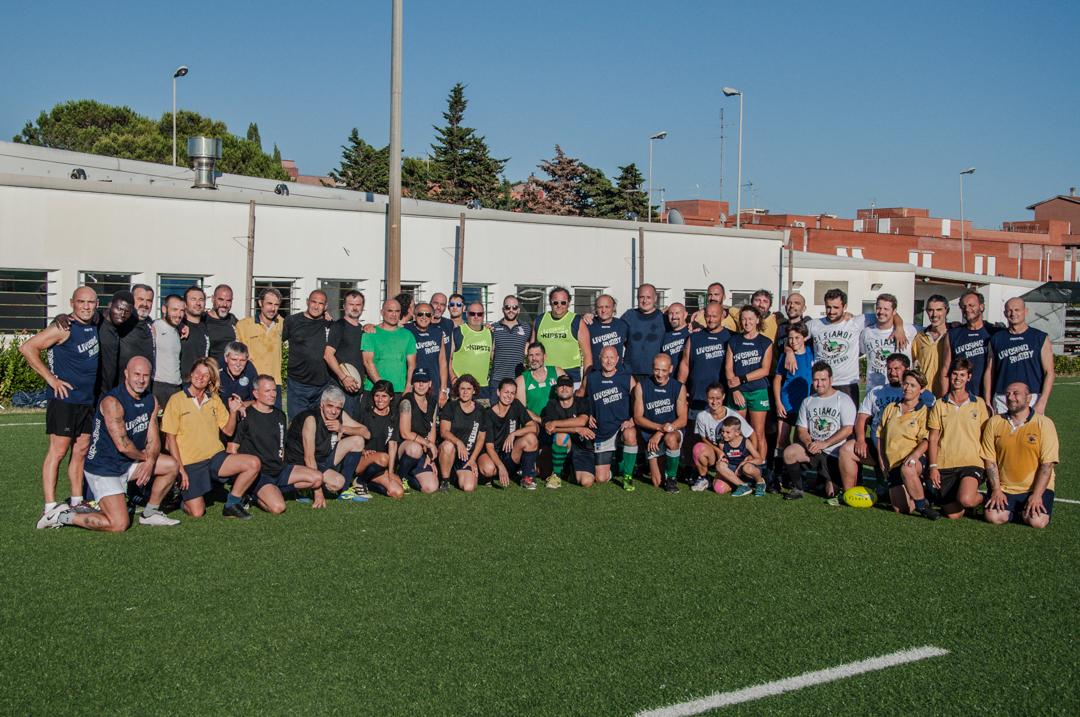 """A Livorno si è disputato il torneo """"touch sotto le stelle"""""""